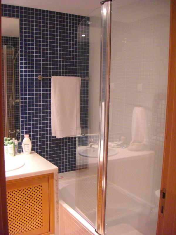 Ensuite with Bath and Shower