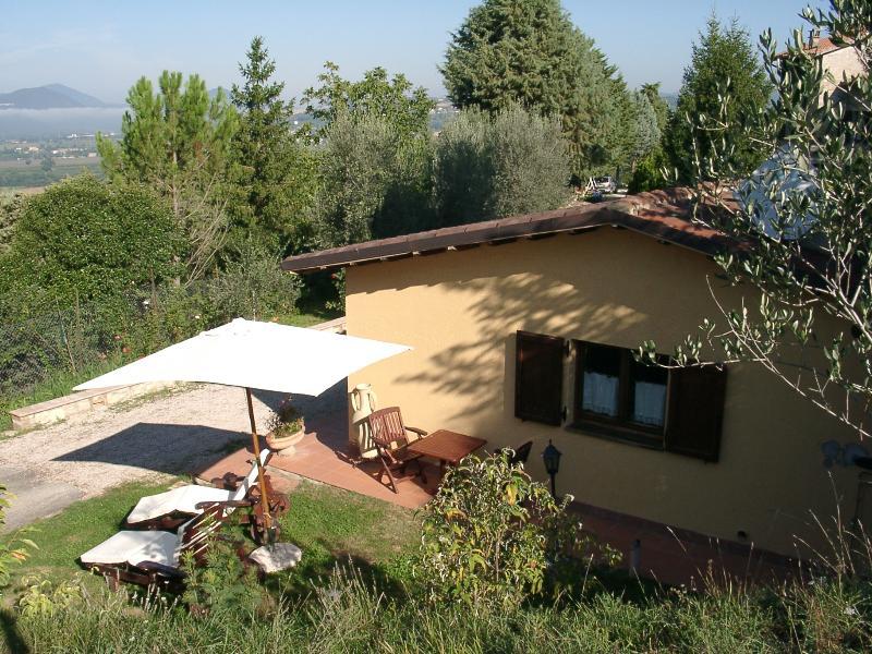 Baita, holiday rental in Piccione