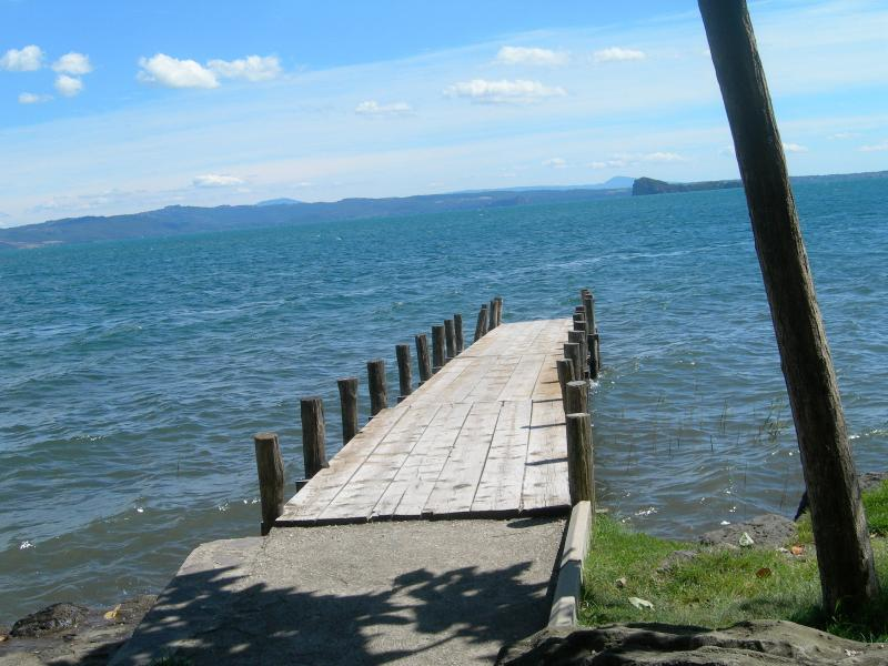 Lake Bolsena, excellent safe bathing in an area of outstanding natural beauty
