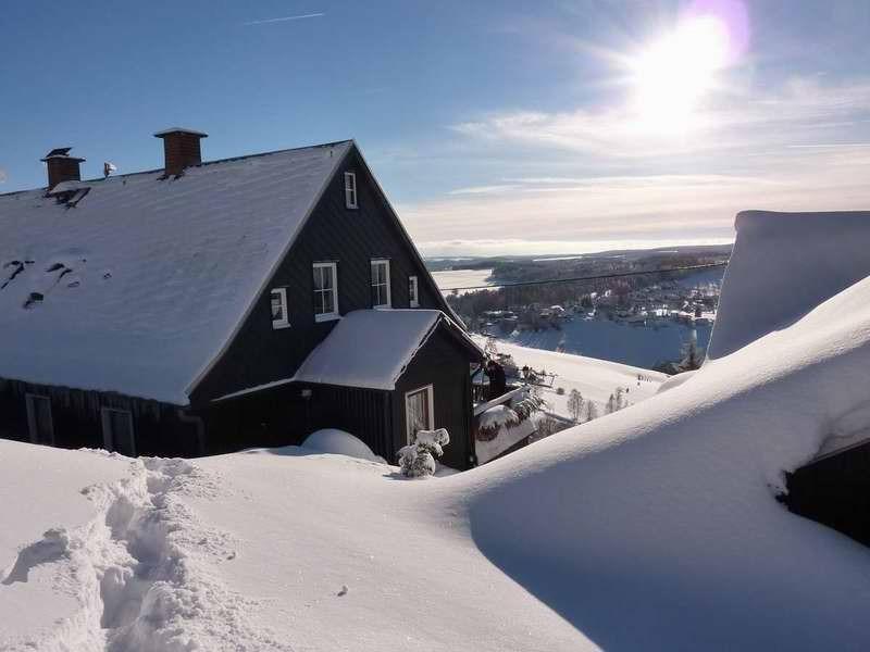 Skimeister Aschberg, casa vacanza a Kraslice