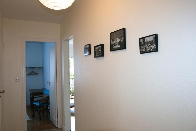 1st floor, corridor for Bedrooms 1 & 2.