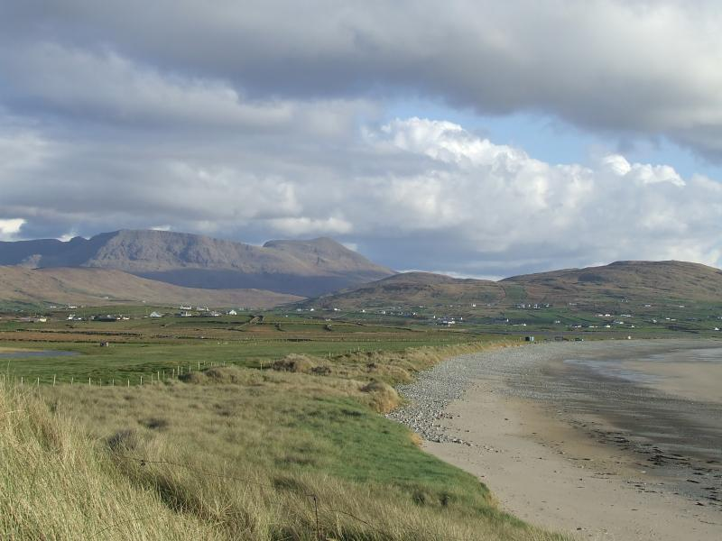 Carrownisky Beach