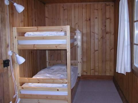 Bedroom 2 with 1 bunk bed