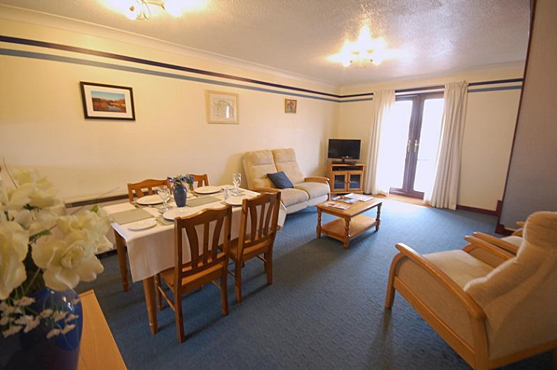 Lounge / Dining / Kitchen open plan