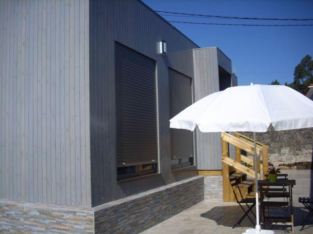 APARTAMENTO CON JARDIN en Rías Baixas, holiday rental in Aguino