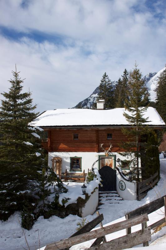 Chalet Arabella's Main Entrance