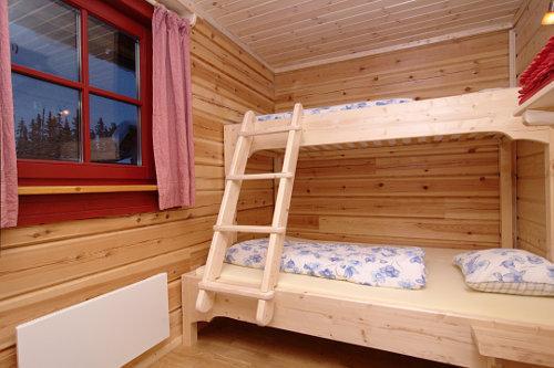 Sleepingroom with two bunk beds