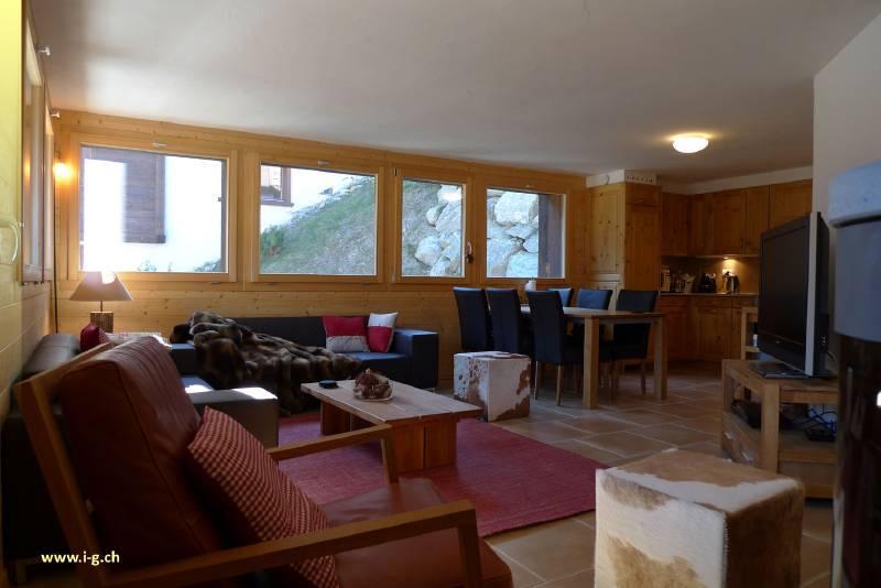 Living room - Eat corner - Kitchen corner