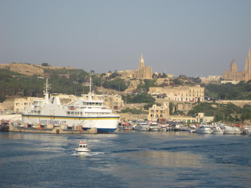 Gozo Habour