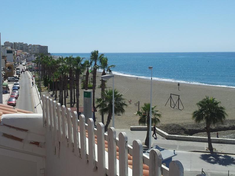 Panoramica desde la terraza. Mayo 2014