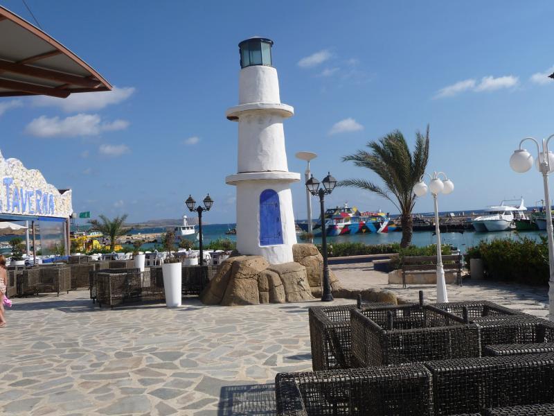 Ayia Napa Harbour
