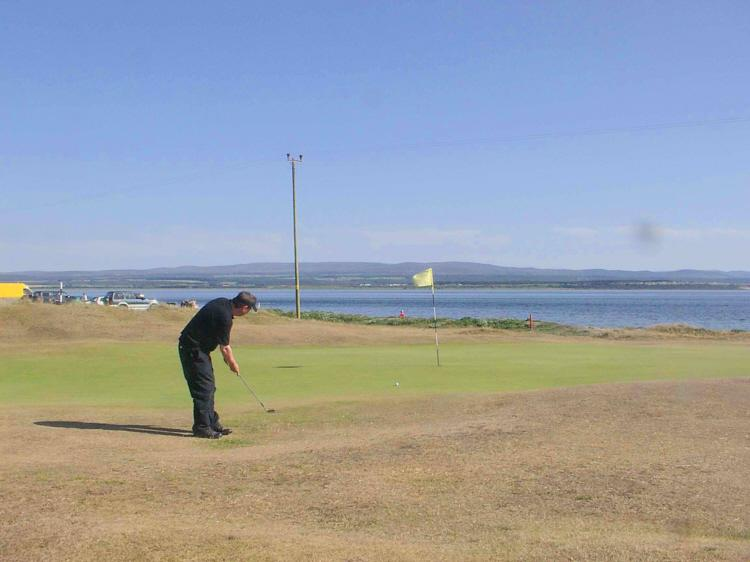 Rosemarkie and Fortrose Golf Course