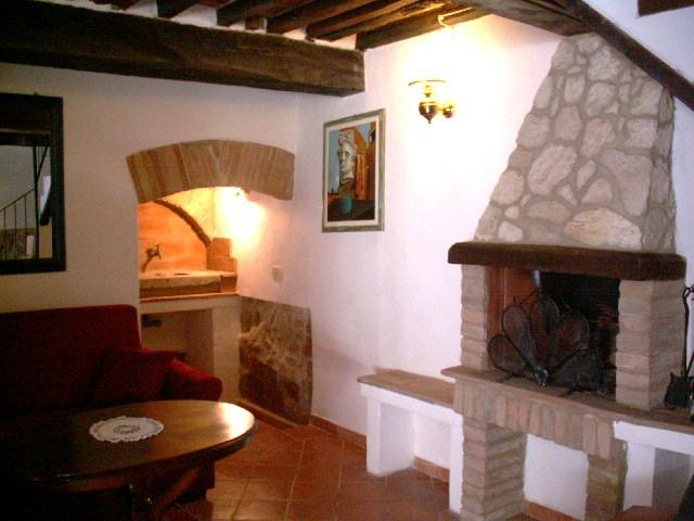 Medioeval apartment, vacation rental in Sarteano