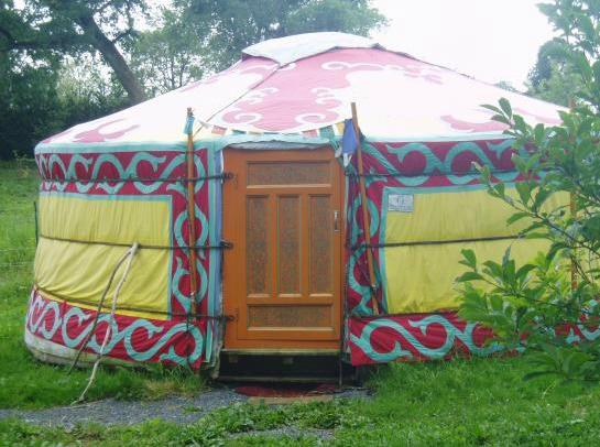 La Yourte Nature, holiday rental in Sazeray