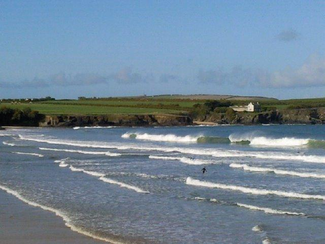 Beautiful Harlyn Bay 5 minutes from the apartment