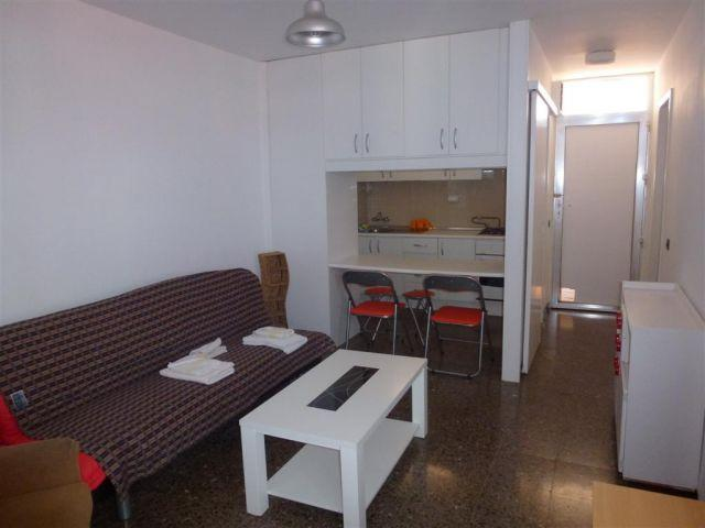Salón apartamento nº 5