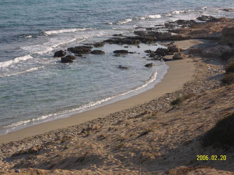 Hidden sandy cove - 2 minutes walk