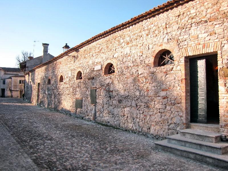 The Guards houses