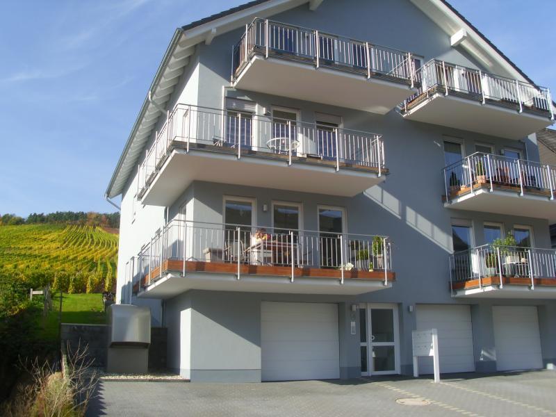 Feriendomizil Vogt Bernkastel, vacation rental in Zeltingen-Rachtig