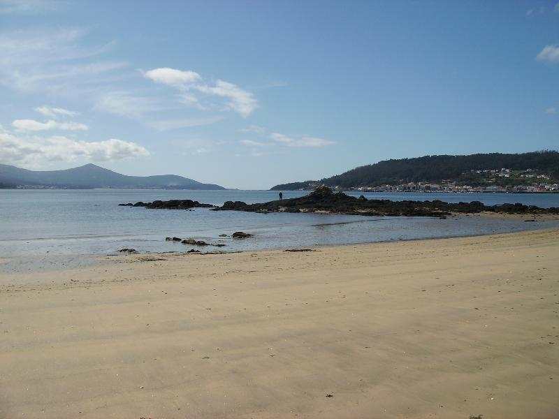 La Brona beach 0.8km from your rental plus Ria coastline