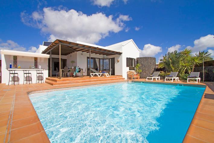 Number 15, luxury large modern villa