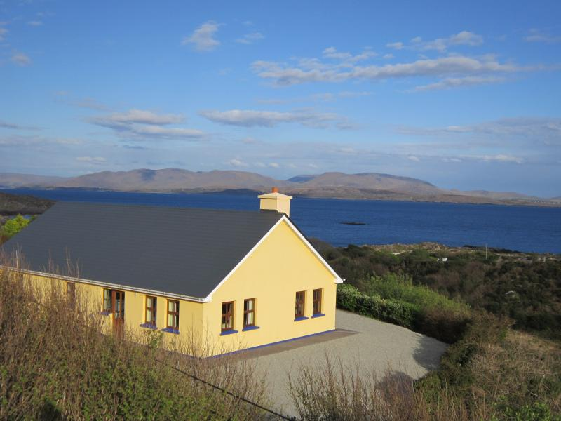 Gorteen, Best view in Ireland from 4 rooms