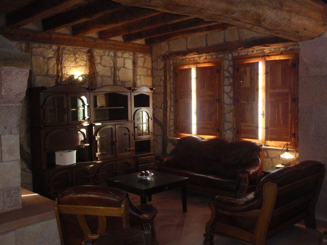 Los Lebreles Namaste, holiday rental in San Miguel de Bernuy