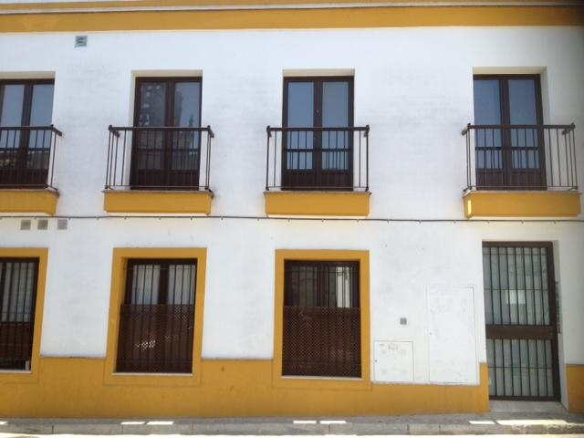 Windows and balconys
