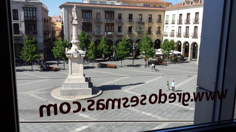 Vistas Plaza Santa Teresa.