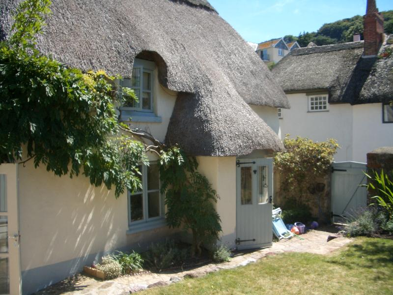 A 17th century thatched cottage