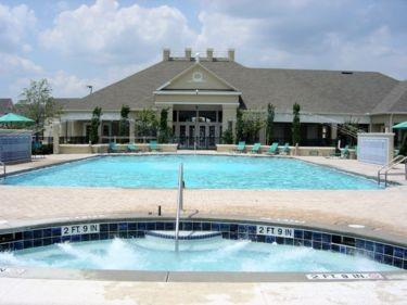 Main pool by clubhouse