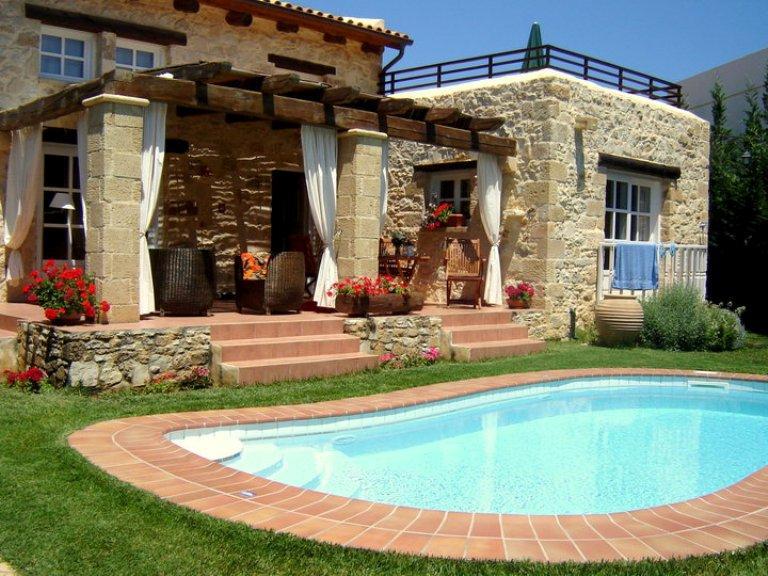 Rock House Villa Rhapsody, Platanias, Chania, Crete - Greece, vacation rental in Platanias