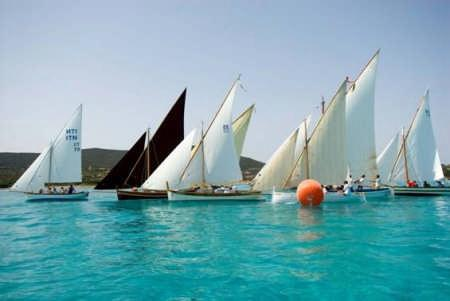 Sailing Regata Vela Latina