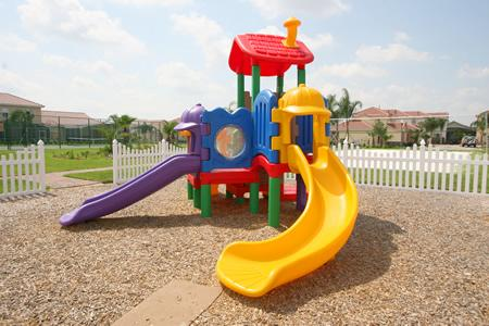 Clubhouse play area