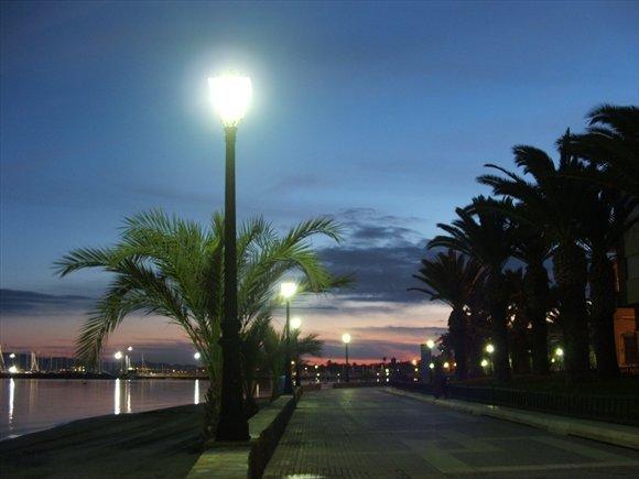 Promenade - Los Alcazares