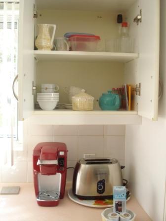 Top Left Cupboard