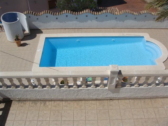 Private 11 metre Swimming Pool