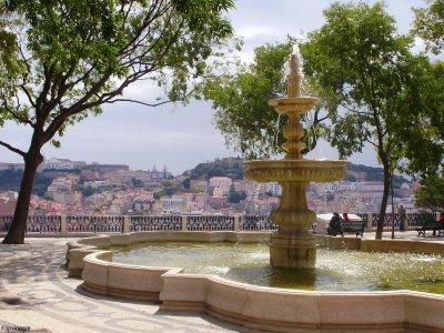 Surrounding Area - São Pedro de Alcântara viewpoint - 10 min walk