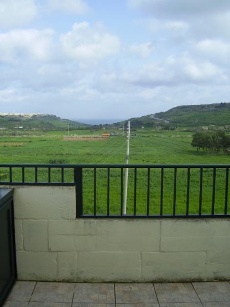 Beautiful view from large sunny veranda