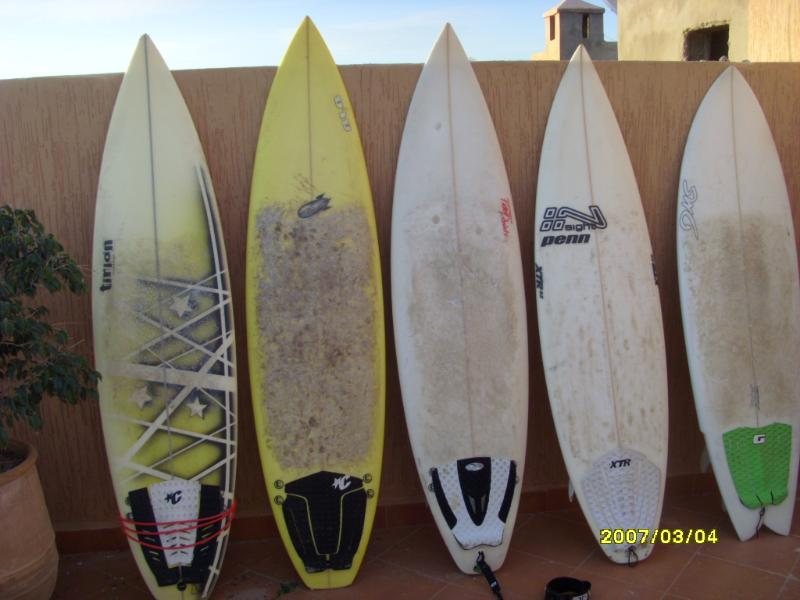 pick a board and get to work