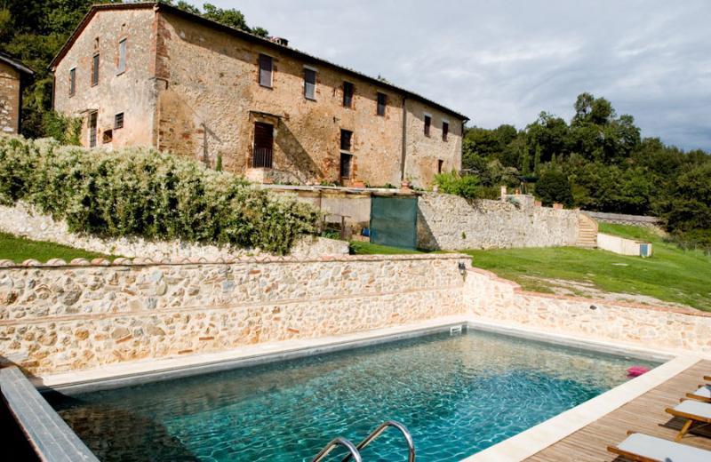 Il Baroncino PRATOLINO, Ferienwohnung in Sovicille