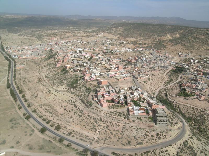 Village Tamraght