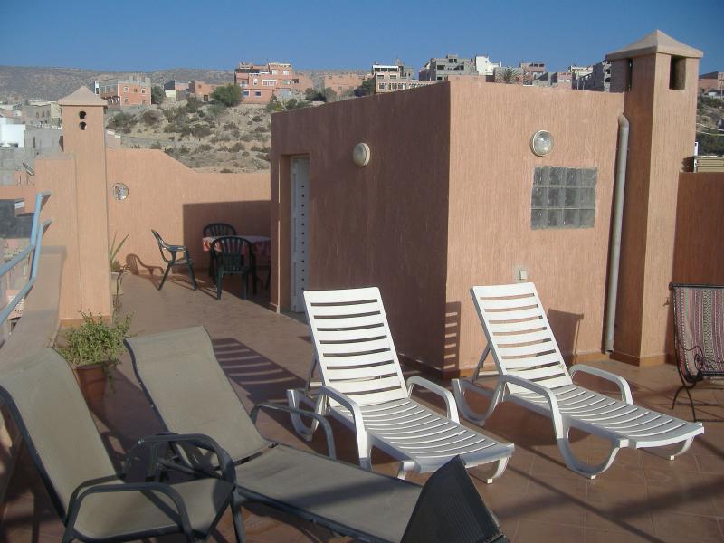 terrace 80 Sq Meters with sea views