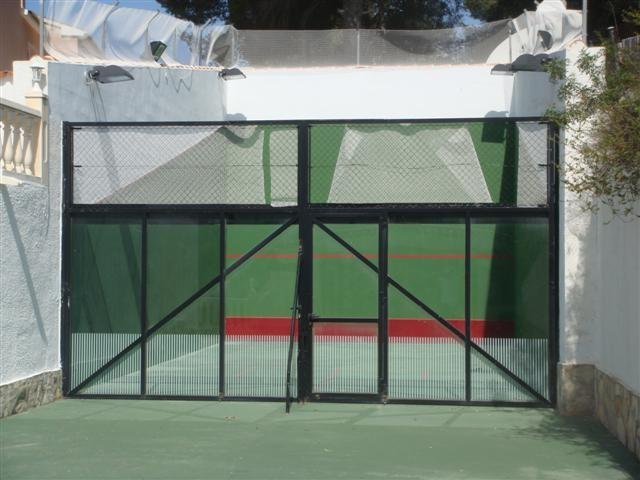Private Squash Court
