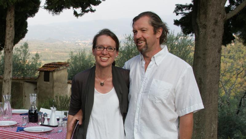 Dorothee & Martin - wir sorgen für Euer Wohl!