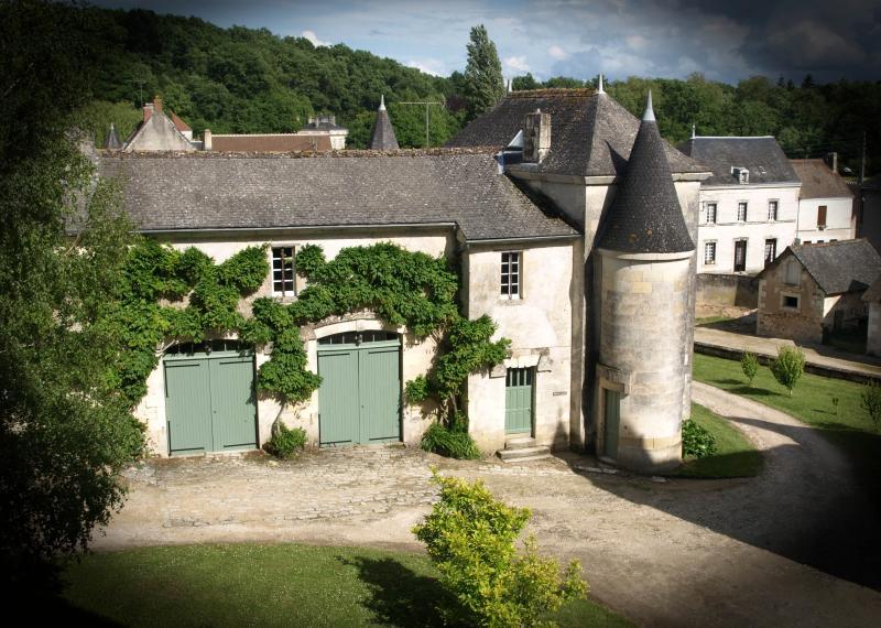 Maison des Chouettes, casa rural en alquiler, Valle del Loira