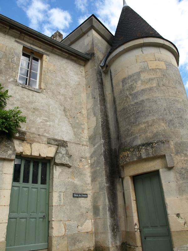 Maison des Chouettes, cerca de Le Grand Pressigny