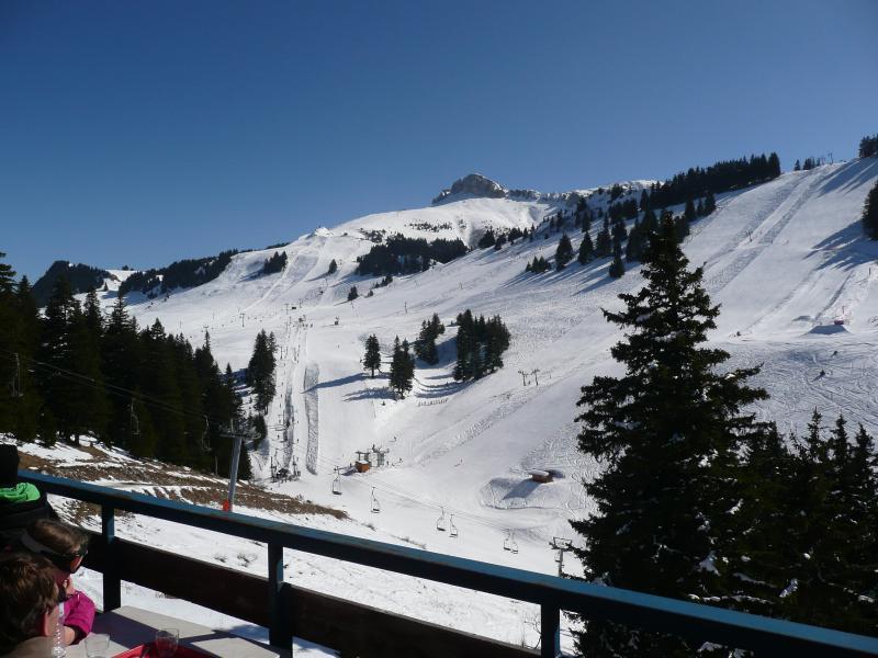 Thollon Ski Area