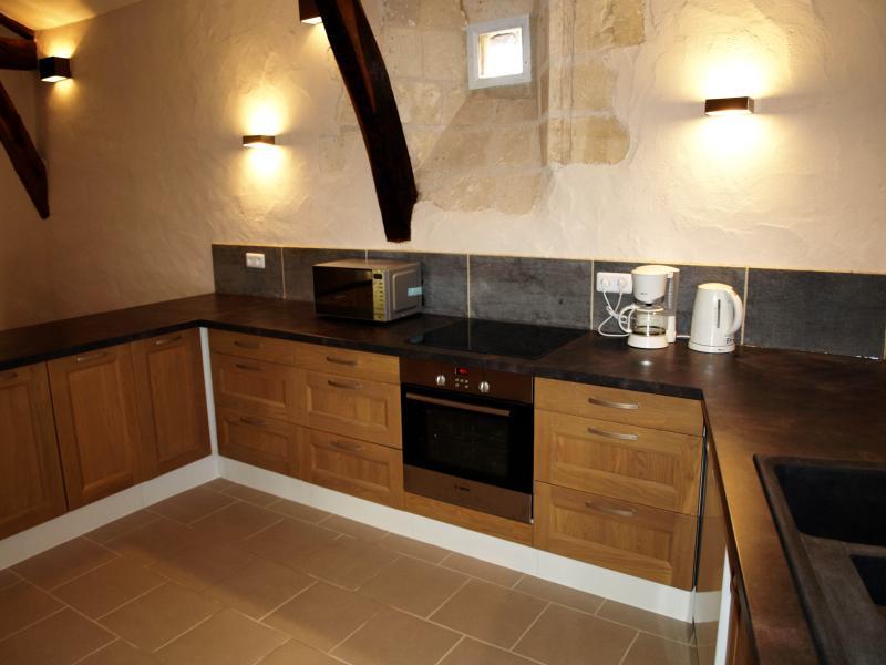 Modernas instalaciones de cocina