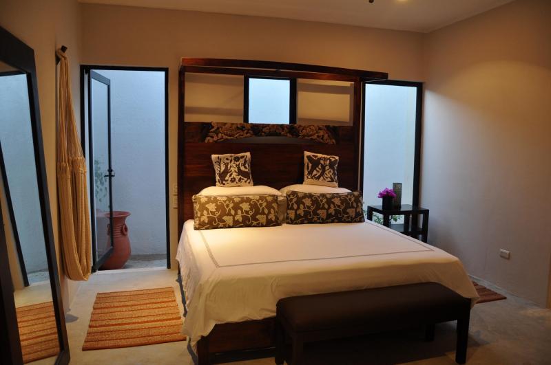 Dormitorio siete - una escapada privada independiente